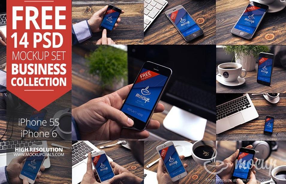 free-14-psd-iphones-mockup